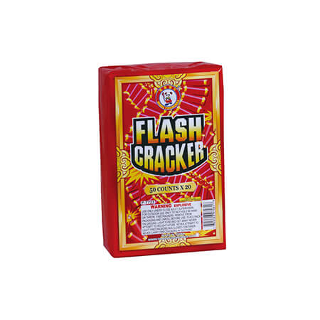 50 count flash crackers