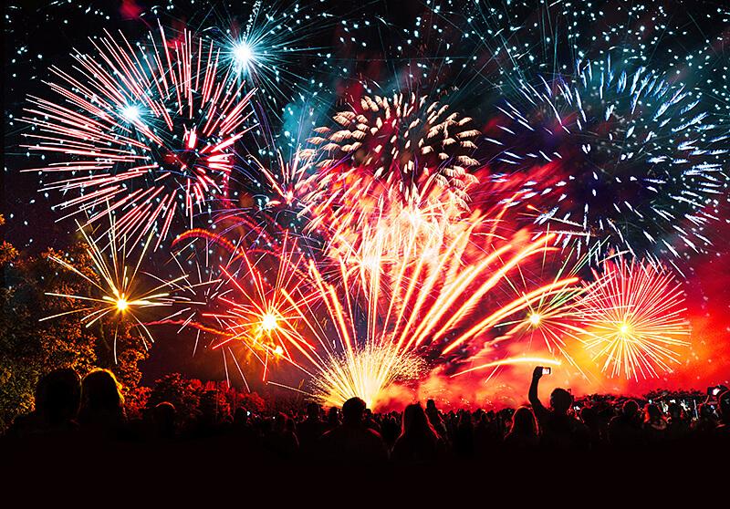 About us Rocket fireworks