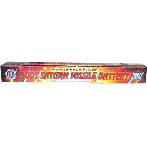 300 Shot Saturn Missile