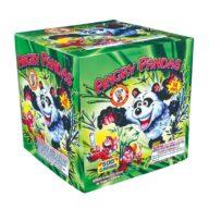 Angry Pandas
