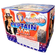 Captain Sam (formerly Captain America)