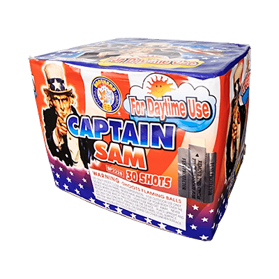 Captain Sam (formerly Captain America)